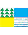 Flag of Ukrainka
