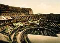 Flickr - …trialsanderrors - The Colosseum, interior view, Rome, Italy, ca. 1897.jpg