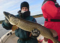Flickr - Per Ola Wiberg ~ mostly away - Hampus and his pike.jpg