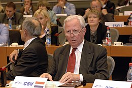 Flickr - europeanpeoplesparty - EPP Political Bureau 9 November 2006 (29).jpg