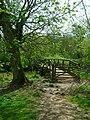 Footbridge, River Arun - geograph.org.uk - 779165.jpg