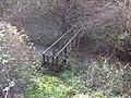 Footbridge over Dick Brook - geograph.org.uk - 284879.jpg