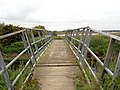 Footbridge over the River Idle. - geograph.org.uk - 526374.jpg