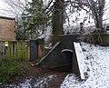 Footbridge under the railway - geograph.org.uk - 1624181.jpg