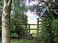 Footpath and Stile - geograph.org.uk - 475229.jpg