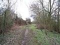 Footpath to Hanson Hill - geograph.org.uk - 1704841.jpg