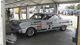 Ford Falcon (North America) - 1964 Ford Falcon Sprint Hardtop