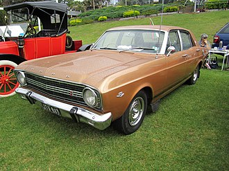 Ford Falcon GT - Image: Ford Falcon XR GT