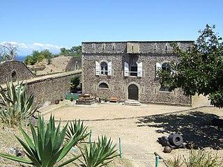 Jardin exotique du Fort Napoléon