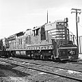 Fort Worth and Denver City, Diesel Electric Road Switcher No. 857 (15901202260).jpg