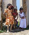 Fort de Galle-Séance de pose pour les élèves d'une école de danse (4).jpg
