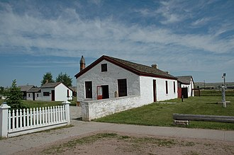 Fort Bridger - Fort Bridger