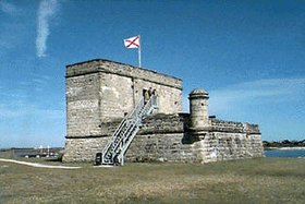 Image illustrative de l'article Fort Matanzas National Monument