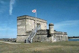 Manuel de Montiano - Fort Matanzas.