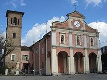 Chiesa della Fossetta (Santuario)