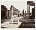 Fotografi Casa di Cornelio Rufo, Pompeji - Hallwylska museet - 107903.tif