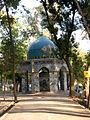 Fountain - Mohammad Al Mahruq Mosque - Nishapur 2.JPG