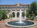 Fountain at Morgan Square, Spartanburg, SC IMG 4821.JPG