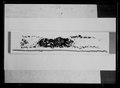 Fragment av ett par svarta strumpeband - Livrustkammaren - 77946.tif