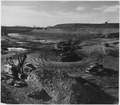 France. Excavation work on the canal near the Bollene power station - NARA - 541682.tif