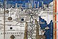 Francesco Berlinghieri, Geographia, incunabolo per niccolò di lorenzo, firenze 1482, 24 egitto 04 nilo.jpg