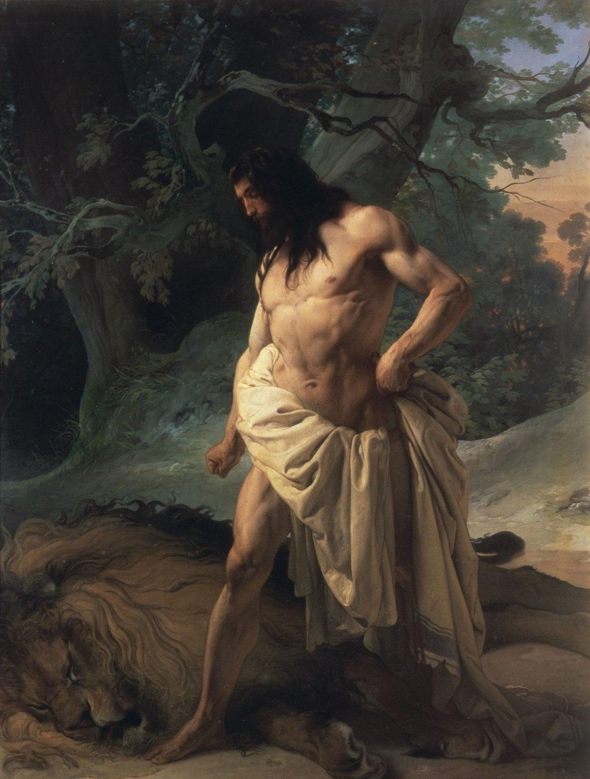 Sansón - Wikipedia, la enciclopedia libre