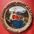 Francesco botticini, madonna col bambino e un breviario, post 1475, 01.jpg