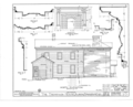Frank B. Thompson House, State Route 130, Albion, Edwards County, IL HABS ILL,24-ALBI,2- (sheet 4 of 7).png