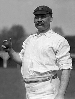 Fred Tate Cricket player of England.
