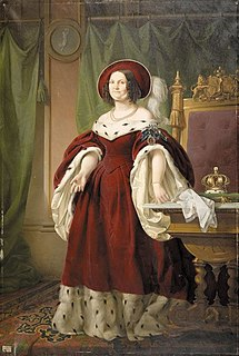 Frederica of Mecklenburg-Strelitz German princess