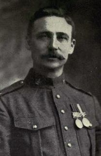 Frederick Hobson Recipient of the Victoria Cross
