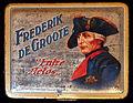 Frederik de Groote Entre Actos sigarenblikje.JPG