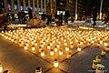 Freedom square illuminated in memory of March deportations (Tallinn, Estonia) (18108703995).jpg