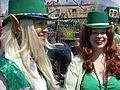 Fremont Fair 2007 pre-parade leprechauns 01.jpg