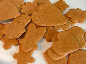Ginger snap - Scandinavian-style ginger nuts