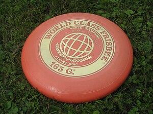 Wham-O - A Frisbee made by Wham-O