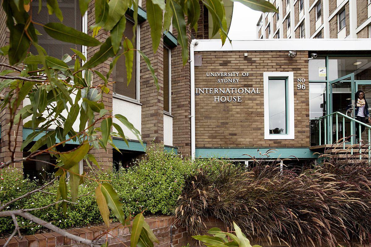 International house the university of sydney wikipedia for International housse