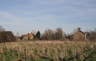 Fulnetby human settlement in United Kingdom