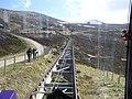 Funicular railway, Cairn Gorm (3) - geograph.org.uk - 1287428.jpg