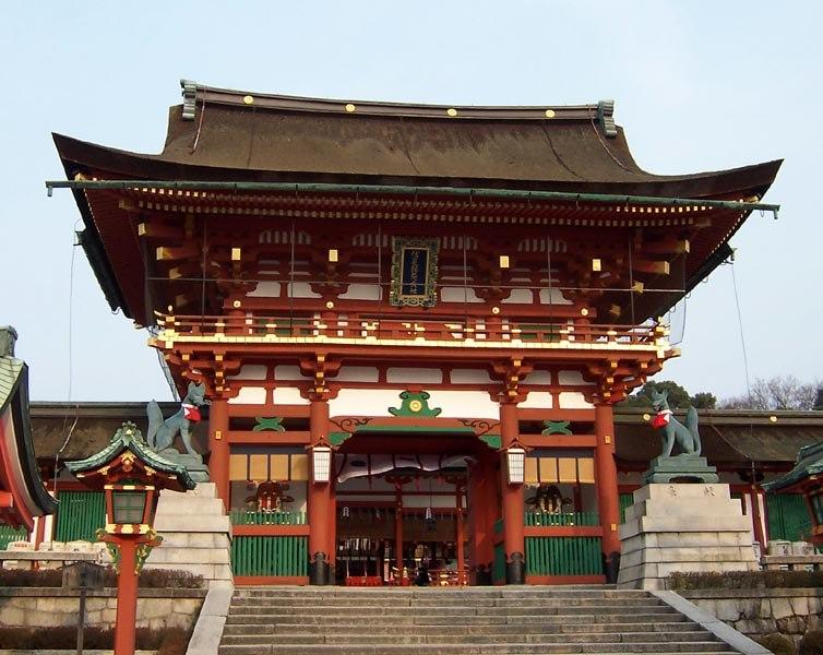 Fushimi Inari - Main gate