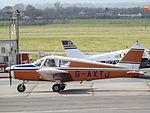 G-AXTJ Piper Cherokee (26073429936).jpg