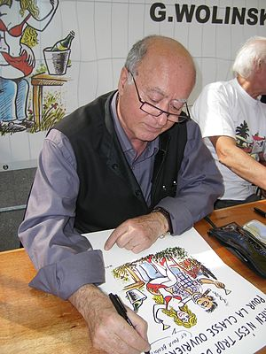 Wolinski