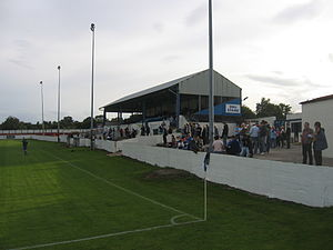 Frickley Athletic F.C. - Image: GMB stadium 2