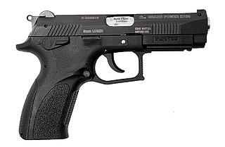 Grand Power K100 Semi-automatic pistol