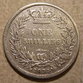 GREAT BRITAIN WILLIAM IV-ONE SHILLING 1834 a - Flickr - woody1778a.jpg