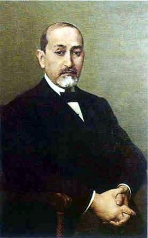 Protocol of Corfu - Georgios Christakis-Zografos, president of the Autonomous Republic of Northern Epirus.