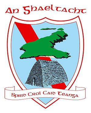An Ghaeltacht GAA - Image: Gaeltacht Crest