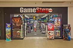 GameStop shop front, in Bentley Mall, Fairbanks, Alaska--1 April 2013.jpg
