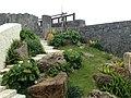 Garden of Shuri Castle near Okushoin House.JPG