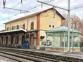 Image illustrative de l'article Gare de L'Estaque
